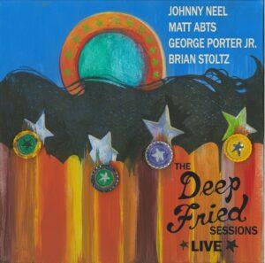 Deep Fried Cover Art by John Mollica aka Johnny Mo