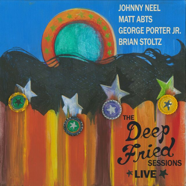 Deep Fried Cover Art by John Mollica aka Johnny Mo